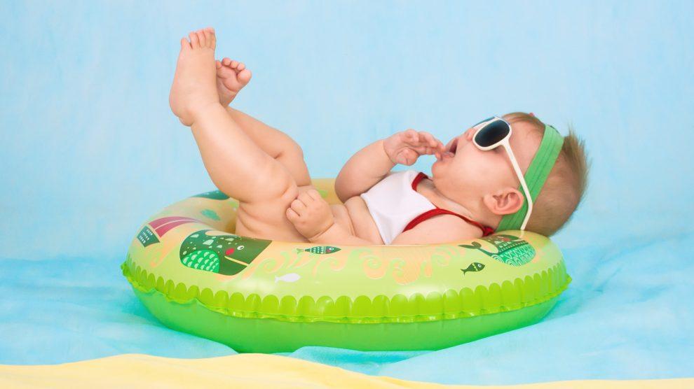 Veja dicas para fazer um ensaio de fotos de bebê